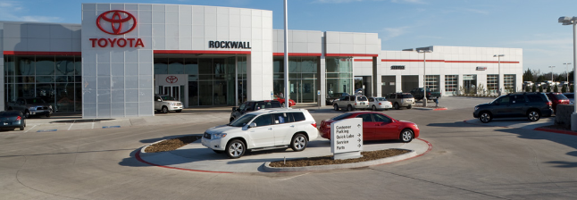 Toyota of Rockwall
